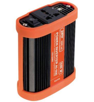 Товар почтой Автоинвертор InterStep 12-220 В 2USB ADAP500AS 26727