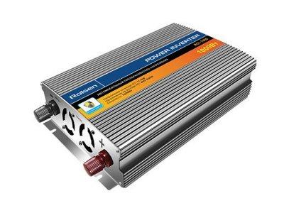 Товар почтой Автоинвертор Rolsen RCI-1000 (1000 Вт) преобразователь с 12 В на 220 В