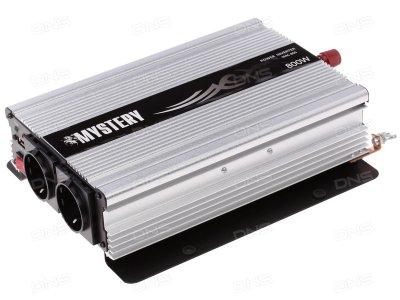 Товар почтой Инвертор Mystery Автомобильный MAC-800 800 Вт USB