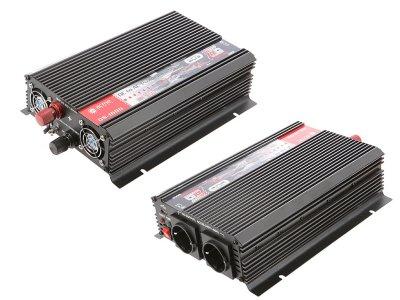 Товар почтой Автоинвертор AcmePower AP-DS1600/12 USB (1600 Вт) преобразователь с 10-15 В на 220 В