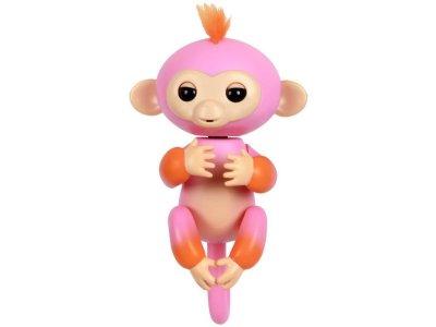 Товар почтой Игрушка WowWee Fingerlings Обезьянка Саммер Pink-Orange 3725