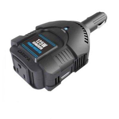 Товар почтой Автоинвертор PowerAce PI125 USB преобразователь с 12 В на 220 В