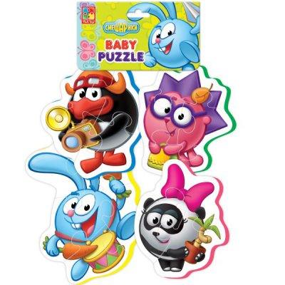 Товар почтой Игрушка Vladi Toys Baby puzzle Смешарики 2 VT1106-47