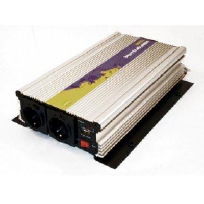 Товар почтой Автомобильный преобразователь напряжения KS?IS Tusj (KS-260), 1500W, DC (12V) / AC (220V), от аккум