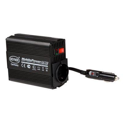 Товар почтой Инвертор Инвертер Heyner 12 В 230 В 150 Вт 300 Вт, 5 В USB