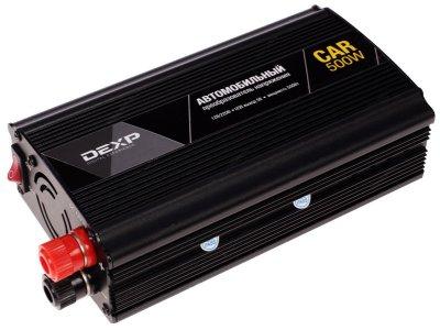 Товар почтой Автоинвертор DEXP CAR 500W 0810295