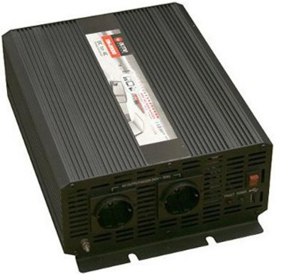 Товар почтой 2000W 24V-)220V AcmePower AP-DS2000 Автомобильный преобразователь напряжения