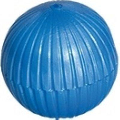 """Товар почтой Зооник гр Игрушка """"Мячик цветной литой плавающий"""", 5,5 см каучук (16450)"""