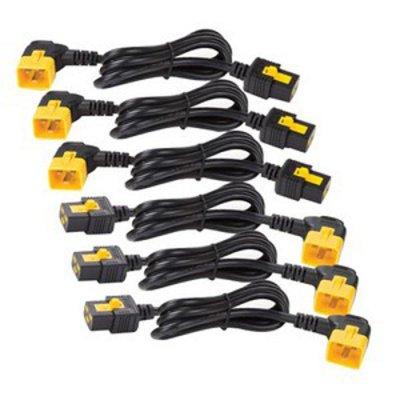 Товар почтой Кабель APC Power Cord Kit IEC 320 C19 to IEC 320 C20 0.6 м 6 шт AP8712R