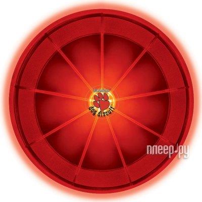 Товар почтой Игрушка Nite Ize FFDD-08-10 Red - летающая тарелка