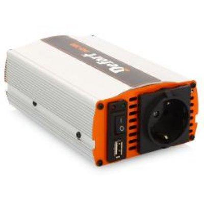 Товар почтой Автоинвертор Defort DCI-300 (300 Вт) 98299540 преобразователь с 12 В на 220 В