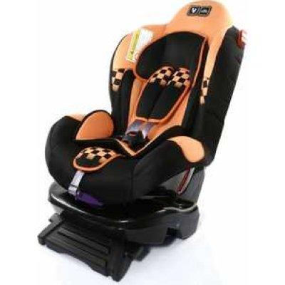 Товар почтой ABC Design Автокресло Magic sport evolution (оранжевый)