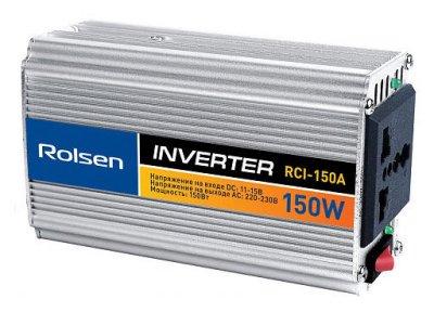 Товар почтой Преобразователь напряжения ROLSEN RCI-150A