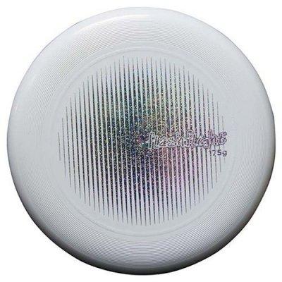 Товар почтой Игрушка Nite Ize FUD02-08-07G1 White-Hologra - летающая тарелка