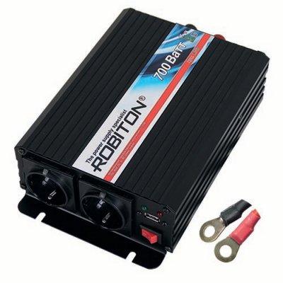 Товар почтой Автоинвертор Robiton R700 700W преобразователь с 12 В на 220 В