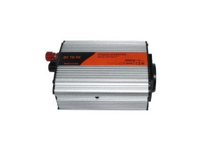 Товар почтой Автоинвертор PowerAce IN300U+USB преобразователь с 12 В на 220 В