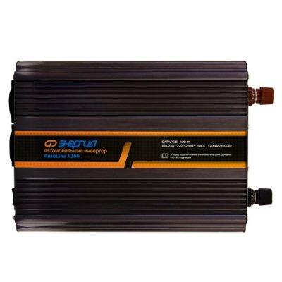 Товар почтой Инвертор Энергия Автомобильный AutoLine 1200
