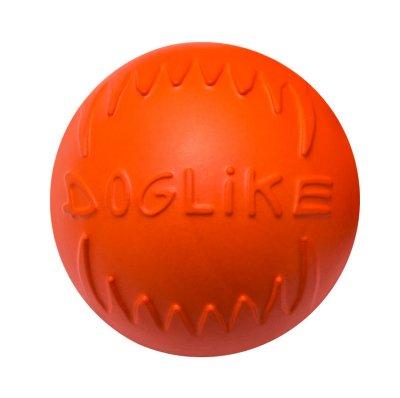 Товар почтой Игрушка Doglike Мяч большой Orange