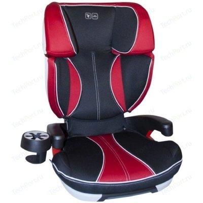 Товар почтой ABC Design Кресло в авто ABC Design Travel Fit I-Fix Red/Black BS09-T
