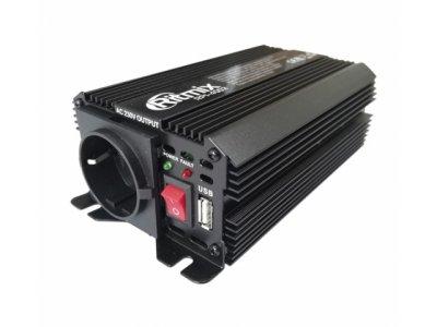 Товар почтой Автоинвертеры Ritmix RPI-4002 Black с 12 В на 220 В