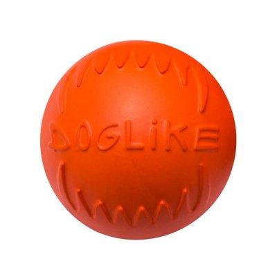 Товар почтой Игрушка Doglike Мяч средний Orange