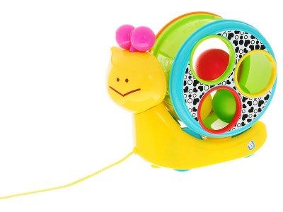 Товар почтой Игрушка B Kids Веселая улитка 004882B