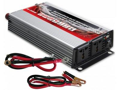 Товар почтой Автоинвертор AVS IN-2000W преобразователь с 12 В на 220 В A78003S