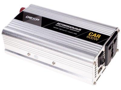 Товар почтой Автоинвертор DEXP CAR 600W 0810296
