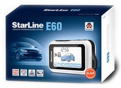 Товар почтой Автосигнализация StarLine E60 2SCAN SlAVE