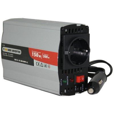 Товар почтой 150W 12V-)220V BagSpace HI-150 Автомобильный преобразователь напряжения