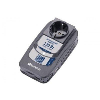 Товар почтой Автомобильный инвертор ParkCity AC-220 номинальную мощность на 220-вольтовом выходе 120 Вт