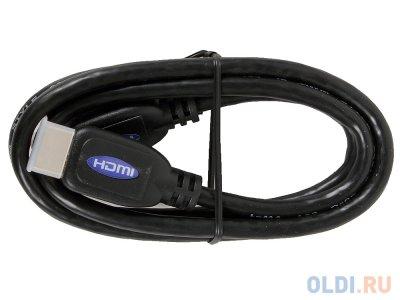 Товар почтой Кабель 3Cott HDMI 19M/M 3C-HDMI-006GP-1.0M, Версия 1.4, 3D + Ethernet, 30AWG, позолоченные коннектор