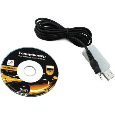 Товар почтой Интерфейсный кабель Horstek для подключения к компьютеру толщиномера TC 325
