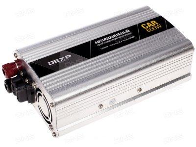 Товар почтой Инвертор DEXP CAR 600W