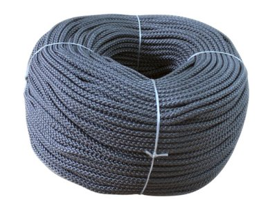 Товар почтой Веревка плет. ППм 12 мм цвет.