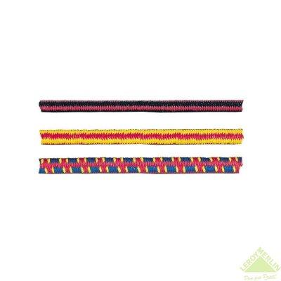 Товар почтой Веревка эластичная цветная 10 мм (80 м) цена за 1 метр