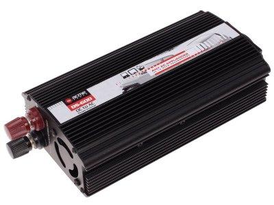Товар почтой 600W 12V-)220V AcmePower AP-DS600 Автомобильный преобразователь напряжения
