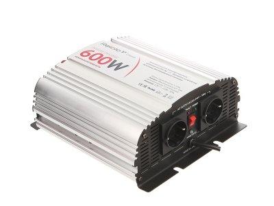 Товар почтой Автоинвертор Relato CPS600 (600 Вт) с 12 В на 220 В