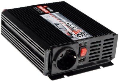 Товар почтой Автоинвертор AcmePower AP-DS1200/12 (1200 Вт) преобразователь с 12 В на 220 В