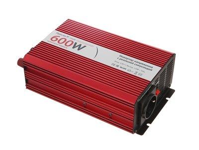 Товар почтой Автоинвертеры Relato PS600 (600 Вт) с 12 В на 220 В