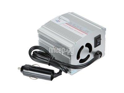 Товар почтой Автоинвертор Gembird 200U USB (200 Вт) преобразователь с 12 В на 220 В