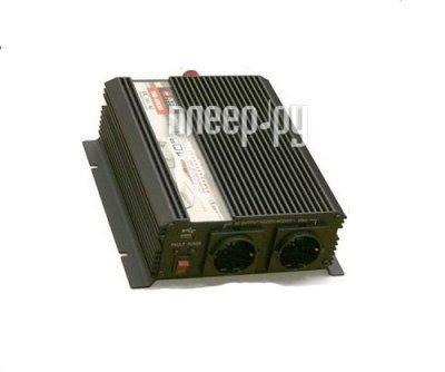 Товар почтой Автоинвертор AcmePower AP-DS1200/24 (1200 Вт) преобразователь с 24 В на 220 В