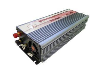 Товар почтой Инвертор Trinity Автомобильный TIN-1300 (10-15 В ) 220 В, 1300 Вт)