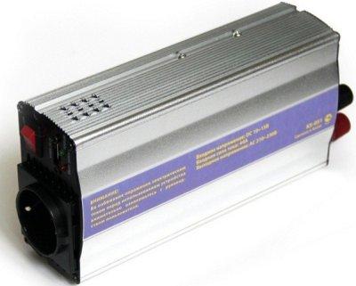 Товар почтой Автоинвертор KS-is Finvy KS-051 (500 Вт) преобразователь с 12 В на 220 В