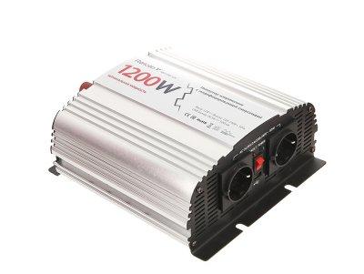 Товар почтой Автоинвертор Relato MS1200/12V (1200 Вт) с 12 В на 220 В
