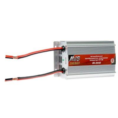 Товар почтой Автоинвертор AVS IN-2440 (40A) с 24 В на 12 В 43899