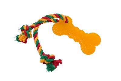 Товар почтой Игрушка Doglike Ключ с канатом с этикеткой