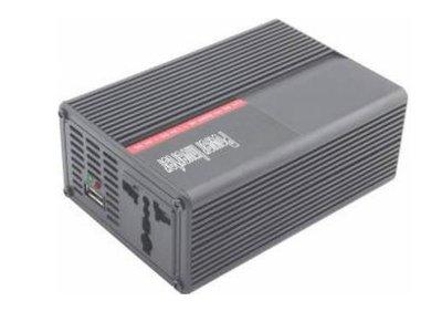 Товар почтой Автоинвертер Buro BUM-8105CI300 300W/220V/50Hz/0,5A USB Port