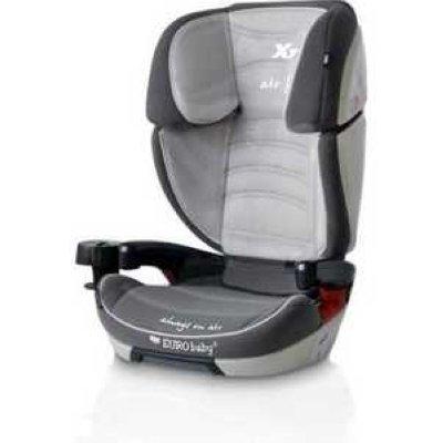 Товар почтой ABC Design Автокресло Travel fit i-fix grey bs09-t