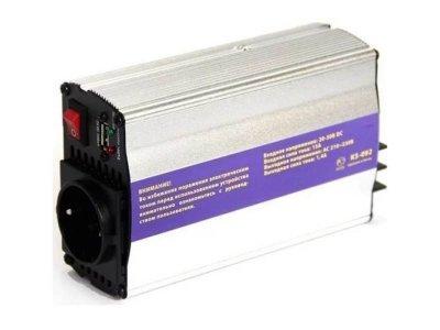 Товар почтой Автомобильный преобразователь напряжения KS-is Trakus (KS-092), 300W, DC (24V) / AC (220V), от акку